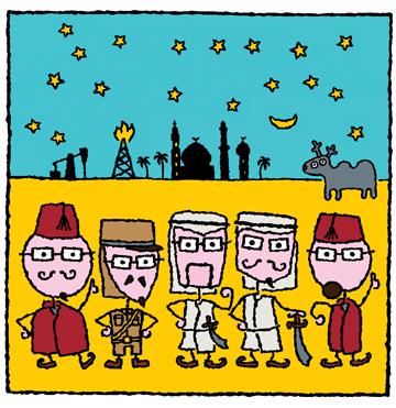 Sheiks of Humppa